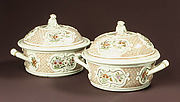 Pair of covered tureens