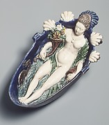 Figure personifying a spring