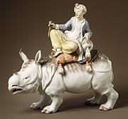 Turk on a rhinoceros