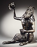 Seated Satyr