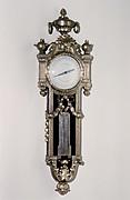 Cartel barometer (Baromètre et Thermomètre)