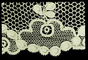 Lappets (one of a pair)