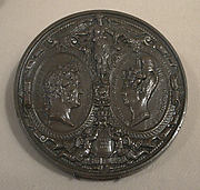 Commemorating the Visit of Louis-Philippe, Queen Marie Amélie, and the Royal Children to the Mint, November 8, 1833