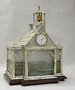 Veilleuse with clock
