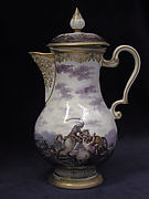Coffeepot (part of a service)