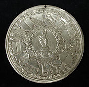 Medal Issued by the Swiss Cantons on the Birth of Princess Claude of France