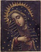 The Sorrowing Virgin