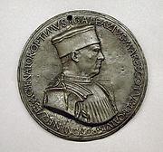 Galeazzo Marescotti, Noble of Bologna, (1407-1503)