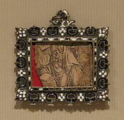 Pilgrim's badge