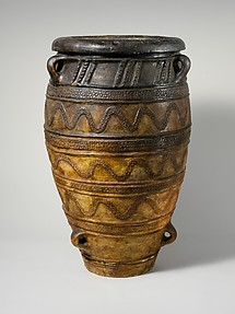 Reproduction of a pithos (storage jar)