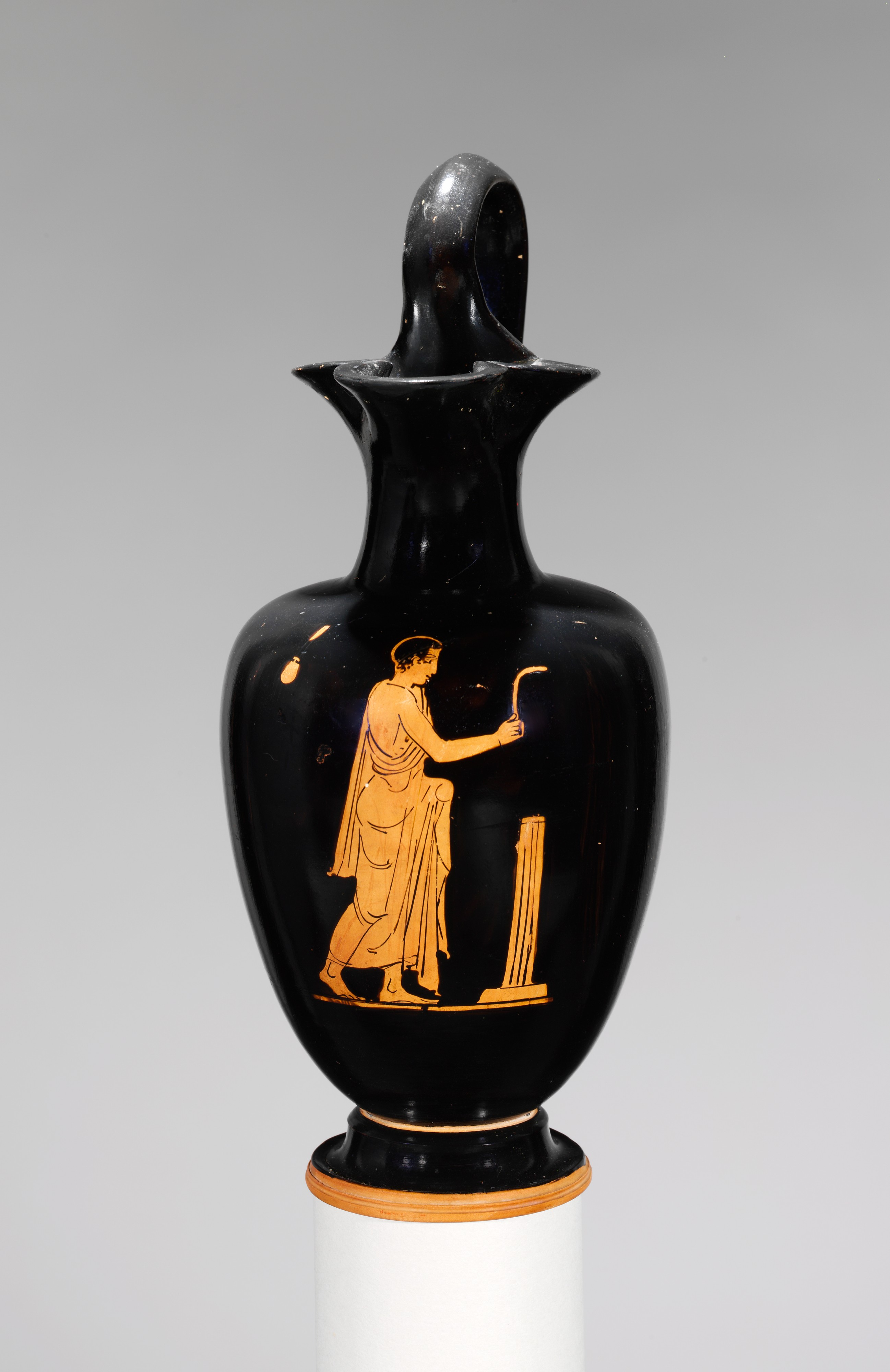 How To Make Decorated Fishing Urn Awesome Image Detail For Ancient Resource Ancient Greek Pottery And Inspiration Design