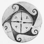 Plate, Genucilia