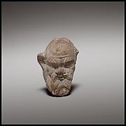 Head of Silenos