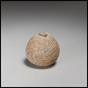 Spherical spindle-whorl