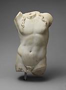 Marble statue of Dionysus