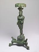 Bronze thymiaterion (incense burner)