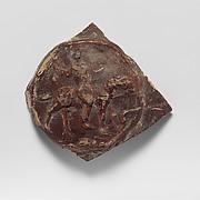 Terracotta jug fragment