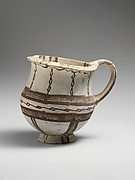 Terracotta tankard