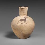 Terracotta jug