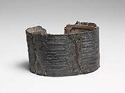 Silver cuff or bracelet