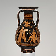 Terracotta pelike (jar)
