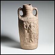 Terracotta amphora (jug)