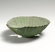 Bowl, fluted