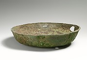 Bowl with incised central boss