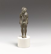 Statuette of a man, Apollo type