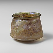Glass cup