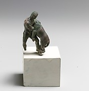 Statuette of Herakles with the lion