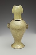 Electrum vase with lid