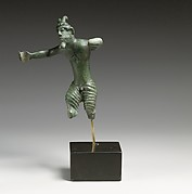 Bronze statuette of Pan
