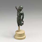 Bronze satyr
