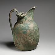Bronze jug