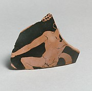 Rhyton fragment
