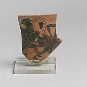 Kyathos fragment
