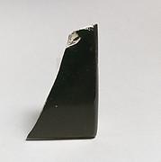 Glass monochrome fragment