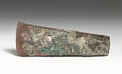 Bronze axe head