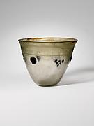 Glass beaker or lamp
