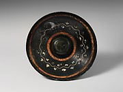 Terracotta phiale mesomphalos (libation bowl)
