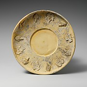 Terracotta phiale (libation bowl)
