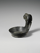 Terracotta kyathos (ladle)