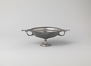 Silver drinking cup