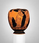 Fragment of a terracotta oinochoe, joins 1981.11.9