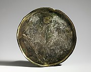 Bronze mirror cover