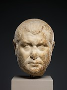 Marble portrait of a man