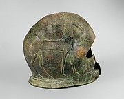 Bronze helmet