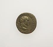 Bronze dupondius of Vespasian