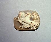Sardonyx cameo of Aurora driving her chariot